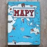 MAPY / 地図の絵本