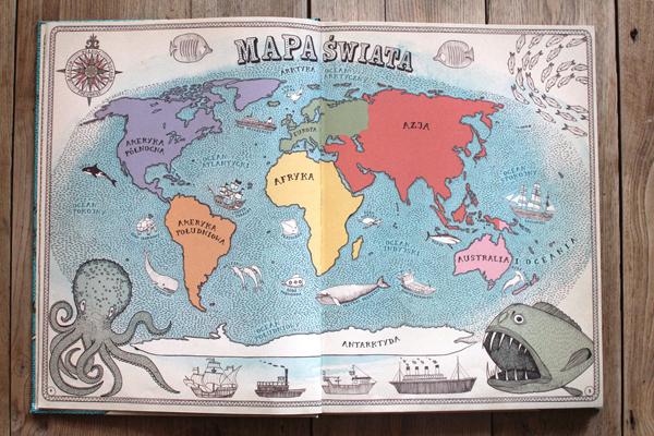 6つの大陸