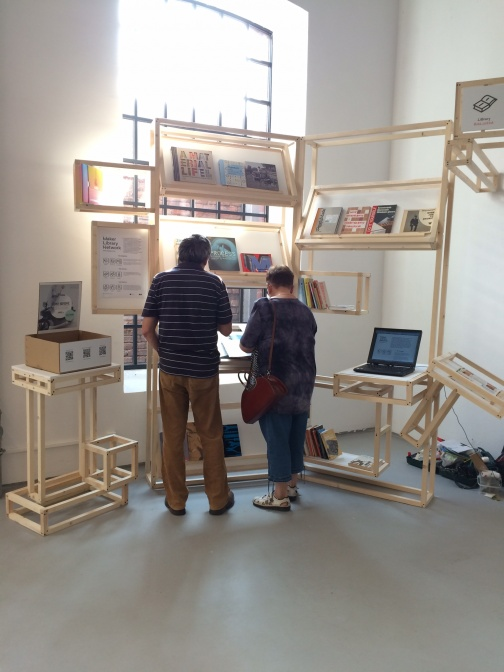 Brave Fixed World, Maker Library