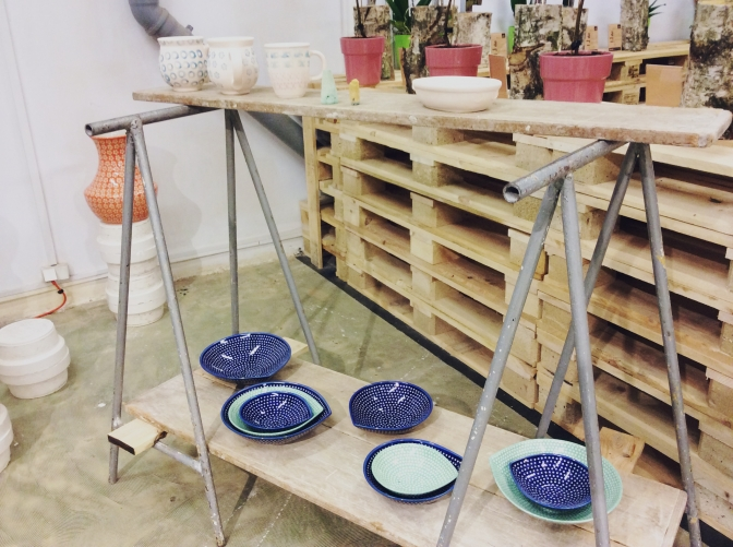 日本でも人気のボレスワヴィエツの陶器
