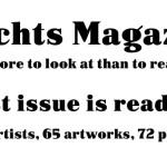 """新アートマガジン、""""Nichts Magazine"""" 51人のアーティストによる65のアートワーク全72ページ、オンラインで公開"""
