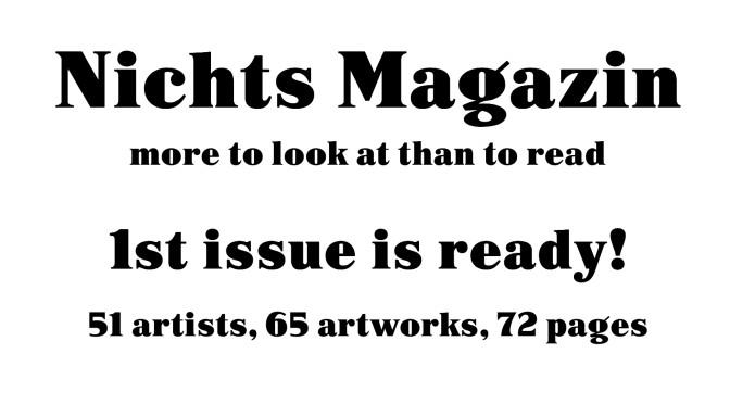 nichts magazin top