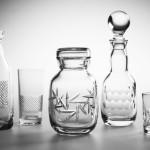 老舗クリスタルガラスJulia(ユリア)の新たな実験 デザイン&プロセス
