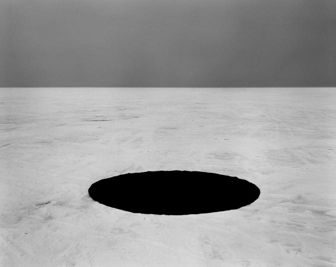 """アンナ・オルオーヴスカ / The hole, 2012 from the series """"Case study: invisibility"""""""
