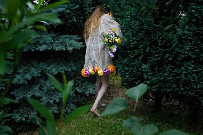 Ilona Szwarc Diana, Gora, 2014 Instytut Fotografii Fort