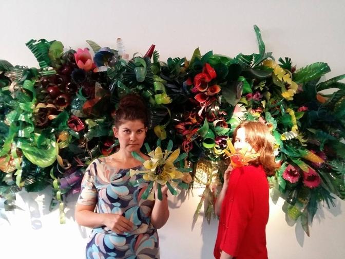 写真左からパトリツィア・スミルノフ(Patrycja Smirnow)と、カリーナ・クロラック(Karina Królak)