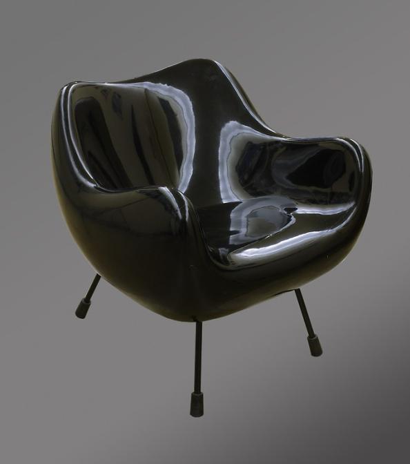 """""""armchair"""" Roman Modzelewski/ 1958年 ©Muzeum Narodowe w Warszawie"""