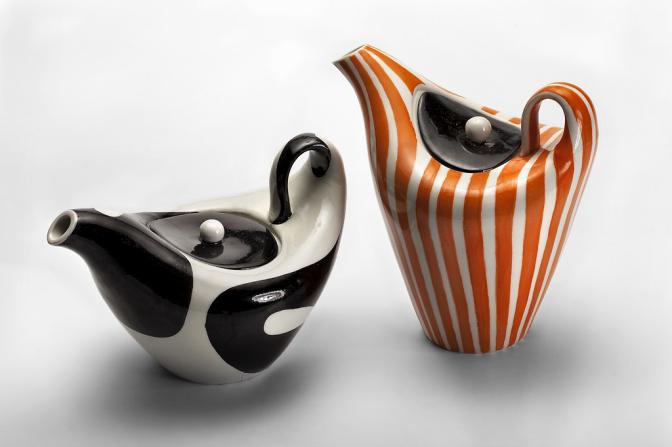 """""""Kolumb""""Danuta Duszniak/ 1956年/IWP Ceramics Workshop/©Muzeum Narodowe w Warszawie"""