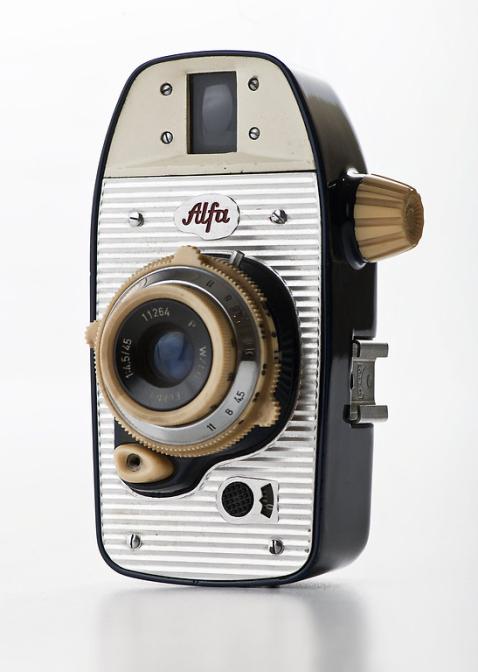 """""""Alfa""""カメラ/Krzysztof Meisner, Olgierd Rutkowski/1959年/Artistic and Research Works of the Academy of Fine Arts in Warsaw ©Muzeum Narodowe w Warszawie"""