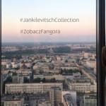 """ワルシャワの忘れられないパノラマ背景と""""対話""""する、ヴォイチェフ・ファンゴルの絵画"""