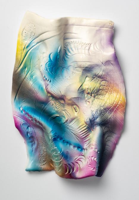 Sławomir Pawszak Untitled, 2019, glazed ceramics, 23x18x4cm/ BWA Warszawa